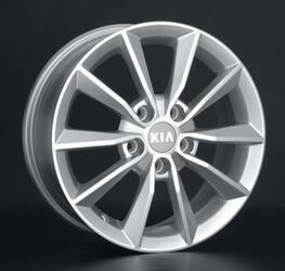 Автомобильный диск литой Replay KI149 6,5x16 5/114,3 ET 50 DIA 67,1 Sil