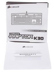 Клавиатура Corsair Raptor K30