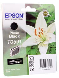 Картридж струйный Epson T0591