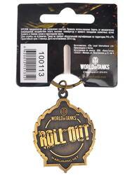 Брелок World Of Tanks - Медаль Рэдли-Уолтерса