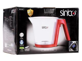 Кухонные весы Sinbo SKS 4516 черный