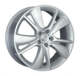 Автомобильный диск литой Replay INF17 8x18 5/114,3 ET 47 DIA 66,1 Sil