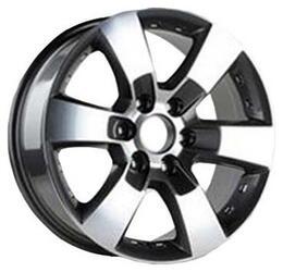 Автомобильный диск Литой LegeArtis TY83 7,5x17 6/139,7 ET 25 DIA 106,1 SF