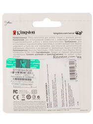 Память USB Flash Kingston DataTraveler DTSE9H 8 Гб
