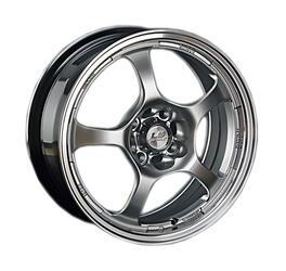 Автомобильный диск Литой LS K218 7x16 5/114,3 ET 40 DIA 73,1 HPL