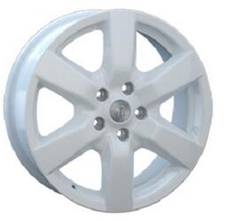 Автомобильный диск литой Replay NS49 6,5x17 5/114,3 ET 45 DIA 66,1 White