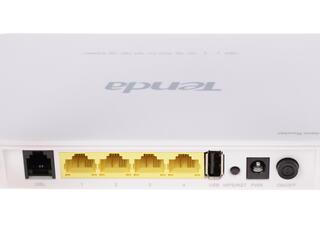 Маршрутизатор ADSL2+ Tenda D301