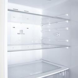 Холодильник с морозильником LG GA-B439ZEQA бежевый