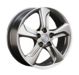 Автомобильный диск литой Replay LX17 7,5x17 5/114,3 ET 45 DIA 60,1 Sil