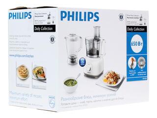 Кухонный комбайн Philips HR 7628/00 белый