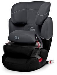 Детское автокресло Cybex Aura-Fix серый