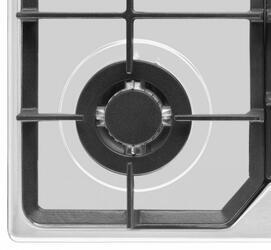 Газовая варочная поверхность Ardesia F64GTX