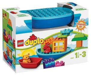 Конструктор LEGO DUPLO Лодочка для малышей