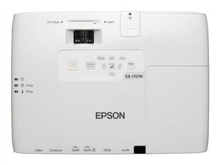 Проектор Epson EB-1761W белый