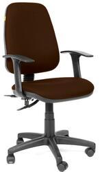 Кресло офисное Chairman CH661 коричневый