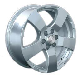 Автомобильный диск литой Replay KI45 7x17 6/114,3 ET 39 DIA 67,1 Sil