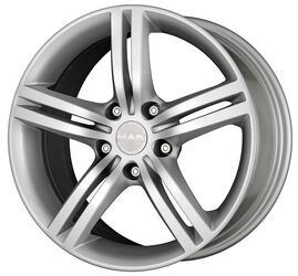 Автомобильный диск Литой MAK Veloce Italia 6,5x16 5/115 ET 40 DIA 70,2 Sil