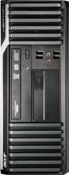 ПК Acer Veriton S4630G SFF i3 4130/4Gb/500Gb 7.2k/IntHDG/DVDRW/MCR/Free DOS/GETH/клавиатура/мышь