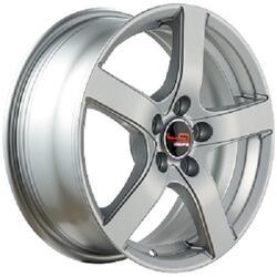 Автомобильный диск Литой LegeArtis VW66 6x15 5/100 ET 43 DIA 57,1 Sil
