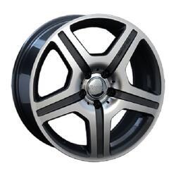 Автомобильный диск литой Replay MR47 8,5x18 5/112 ET 38 DIA 66,6 MBF