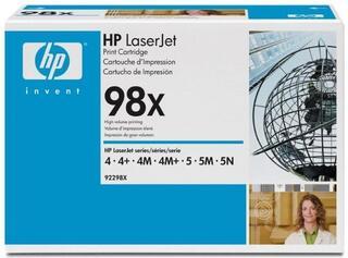 Тонер HP 98x