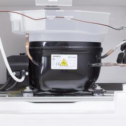Холодильник с морозильником Siemens KG39VXL20R серебристый