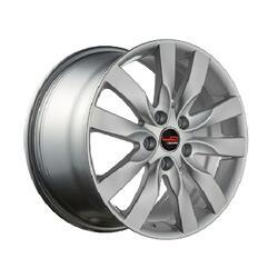 Автомобильный диск Литой LegeArtis KI93 6,5x16 5/114,3 ET 50 DIA 67,1 Sil