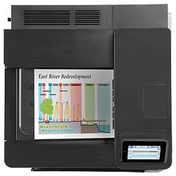 Принтер лазерный HP Color LaserJet Enterprise M651n