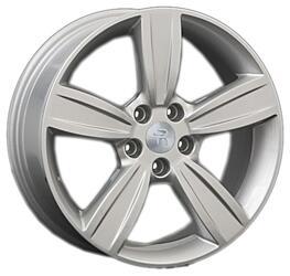 Автомобильный диск литой Replay H58 7x18 5/114,3 ET 50 DIA 64,1 Sil