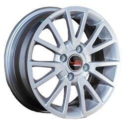 Автомобильный диск Литой LegeArtis RN6 5,5x14 4/100 ET 43 DIA 60,1 Sil