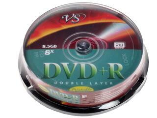 Диск VS DVD+R 8.5Gb