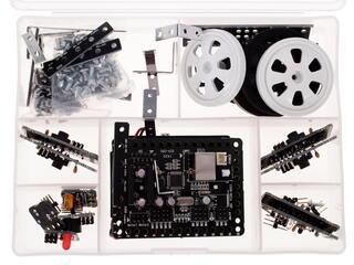 Электронный конструктор Roborobo Robokit2