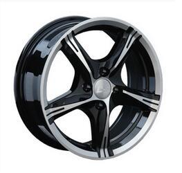 Автомобильный диск Литой LS 137 6,5x15 5/112 ET 45 DIA 57,1 BKF