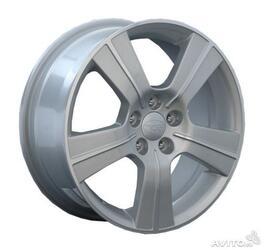 Автомобильный диск литой Replay SB11 6,5x16 5/100 ET 35 DIA 60,1 SF