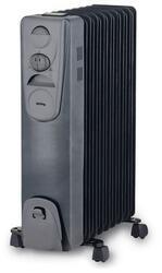 Масляный радиатор Korting KOH525H-MG черный