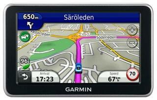 GPS навигатор Garmin Nuvi 2495LT
