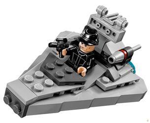 Конструктор LEGO Star Wars Звёздный Разрушитель 75055