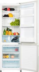Холодильник с морозильником Daewoo Electronics FRL417W белый