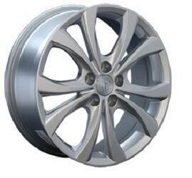 Автомобильный диск литой Replay MZ23 7,5x18 5/114,3 ET 45 DIA 67,1 Sil