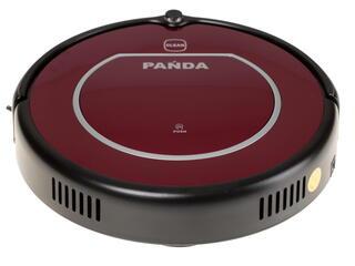 Пылесос-робот Panda X500 Pet Series красный