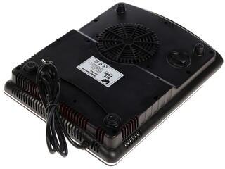 Плитка электрическая Kitfort КТ-101 черный