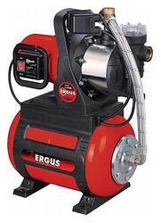 Насосная станция  QE ( Ergus ) Automatico 1000 Inox (1000 Вт, 3600 л/ч, для чистой, 45 м, 8,3кг)