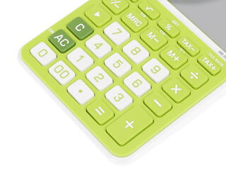 Калькулятор бухгалтерский Casio MS-20NC-GN-S-EC