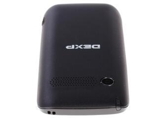 Сотовый телефон DEXP Larus S4 черный
