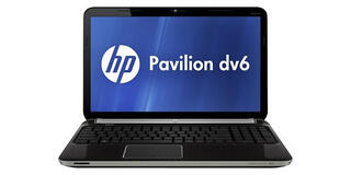 "15.6"" Ноутбук HP Pavilion dv6-6b52er (QG811EA)(HD)"