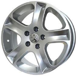 Автомобильный диск Литой LegeArtis PG7 7x16 4/108 ET 32 DIA 65,1 Sil