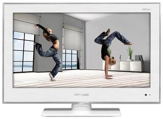 "15"" (38 см)  LED-телевизор Hyundai H-LED15V8 белый"