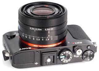 Компактная камера Sony Cyber-shot RX-1R черный