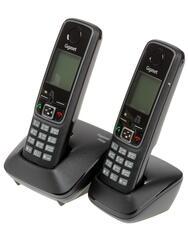 Телефон беспроводной (DECT) Siemens Gigaset A420 DUO