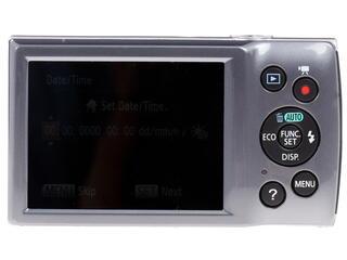 Компактная камера Canon Digital IXUS 160 серебристый